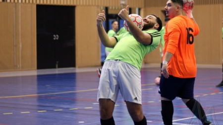 Pays Voironnais Futsal – Montpellier Méditerranée Futsal en images