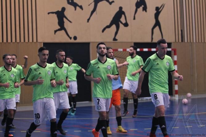 #Futsal – Vie et Partage stoppée chez le Pays Voironnais