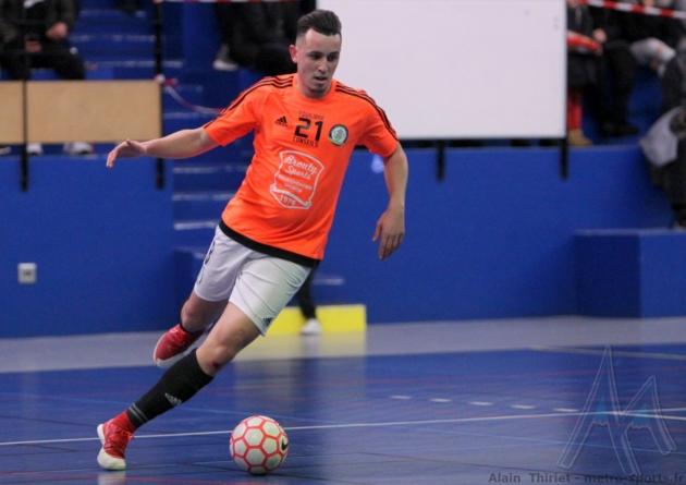#Futsal R2 – Le Pays Voironnais enchaîne
