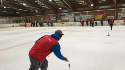 Des Grenoblois vont participer au Championnat d'Europe d'Icestocksport