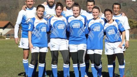 Les féminines et les vétérans de l'US Jarrie Champ Rugby en images