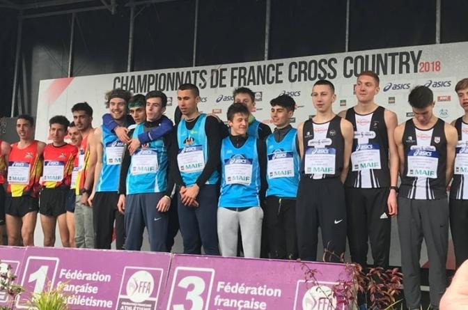 #Cross – Coupe d'Europe des clubs ce dimanche pour les Juniors de l'EA Grenoble