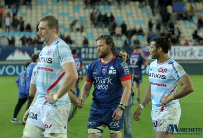 FC Grenoble : le XV de départ contre l'USAP