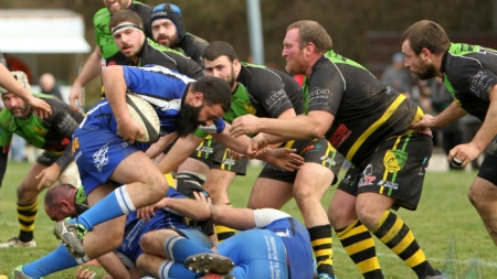 US Jarrie Champ Rugby – Chartreuse Rugby Club en images