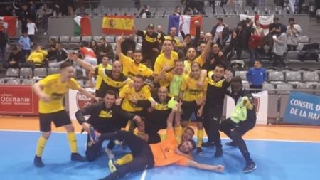 Chavanoz se qualifie pour les 8e de finale de la coupe nationale Futsal !