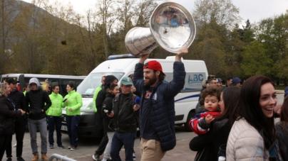La Fédération de hockey-sur-glace suspend toutes ses compétitions