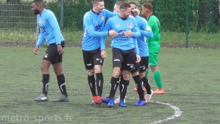 AC Seyssinet – Chassieu Décines FC (1-4) : le résumé vidéo