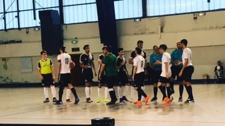 Younes Zebbar (Vie et Partage Futsal) : «Il nous reste quatre finales à jouer»