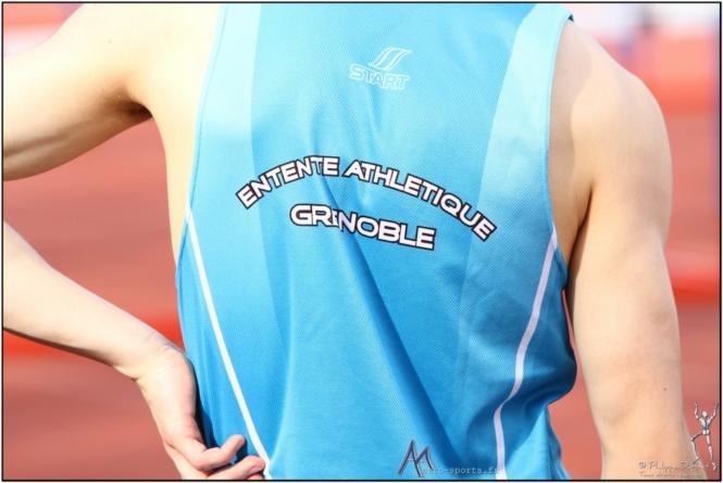 14 titres pour l'EAG38 aux Championnats individuels AURA