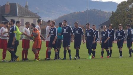Week-end de derby pour le FC Sud Isère