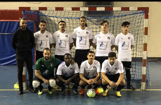 Johan Oliveira Da Silva (Vie et Partage Futsal) : «Arracher ce nul était important»