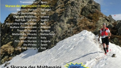 Le SkyRace des Matheysins aura lieu le 19 mai prochain