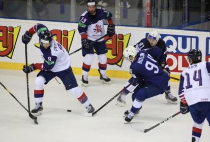 L'équipe de France de hockey-sur-glace reléguée !
