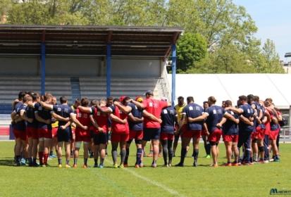 Reprise le 2 juin pour les rugbymen du FCG