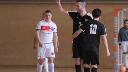 #Futsal – Nuxerete accède bien au R2 pour la saison prochaine !