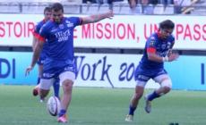 Gaëtan Germain (FCG) vers l'Aviron Bayonnais