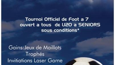 #Agenda – Tournoi de l'AS Surieux le dimanche 23 juin à Échirolles