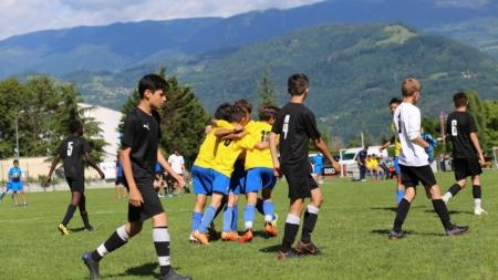 Les demies et la finale du Challenge Marc Amblard du FC Crolles Bernin en vidéo