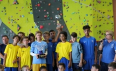 Les U13 du GF38 remportent le challenge Marc Amblard