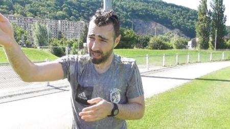 Grégory Bardaro (AC Seyssinet) : «Je ne retiens que des choses positives»
