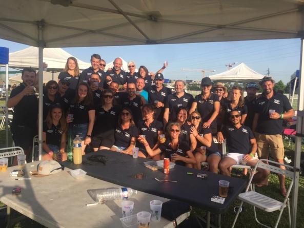 Les équipes à 5 de l'US Jarrie Champ Rugby s'illustrent au championnat de France