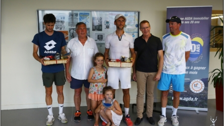 L'Open AGDA du Grenoble Tennis a livré son verdict
