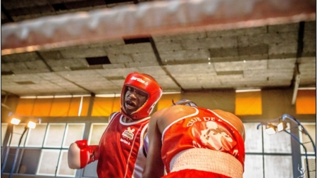 Gala Ring Grenoblois :  Grady N'Kunku (Ring Grenoblois) – Amadou Thiam (Espagne) en vidéo et en photos