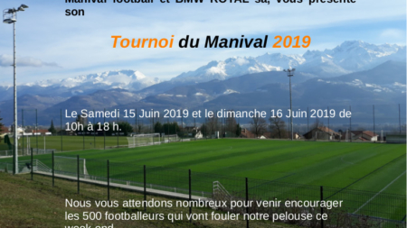 Week-end de tournoi à l'ES Manival