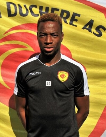 "Fapinho Alaza : ""Faire monter le FC Bourgoin-Jallieu en N2"""