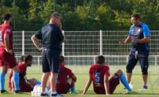 FC Bourgoin-Jallieu : le groupe face à Thiers