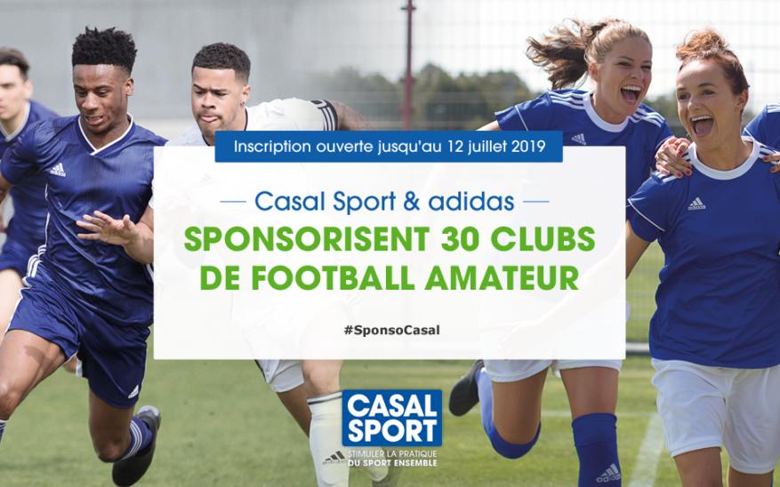 Casal Sport offre 680€ d'équipement !