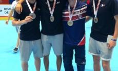 Des Yeti's Grenoble médaillés aux World Roller Games