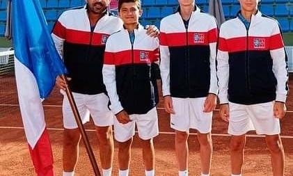 #Tennis – Gabriel Debru et l'équipe de France U14 s'inclinent en finale de la coupe du monde