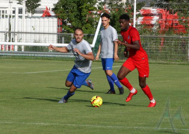 Le FC Échirolles remporte le tournoi de Saint-Marcellin