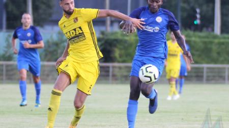 #Calendrier – Le FC Échirolles (R1) débutera à Thénard