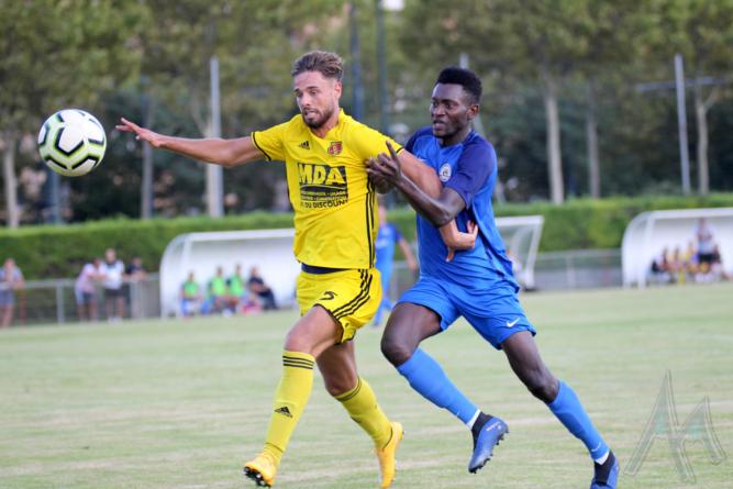 FC Echirolles : le programme des prochains matchs amicaux