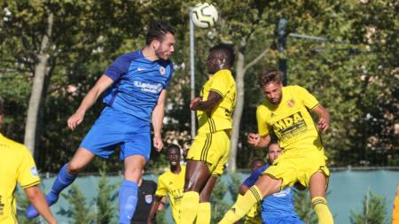 Le FC Echirolles est revenu de loin face à Aix !