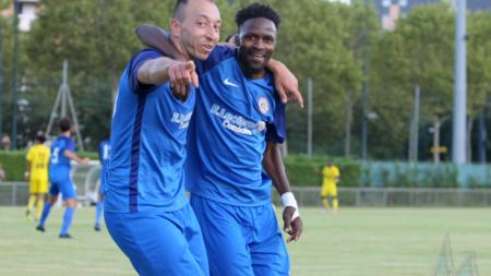 FC Echirolles – GF38 B : les groupes