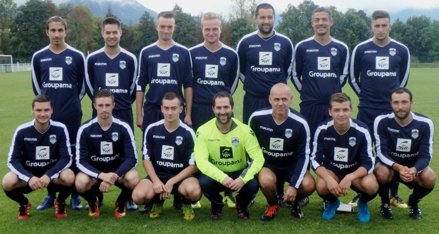 Nouveau départ pour les seniors du FC Sud Isère