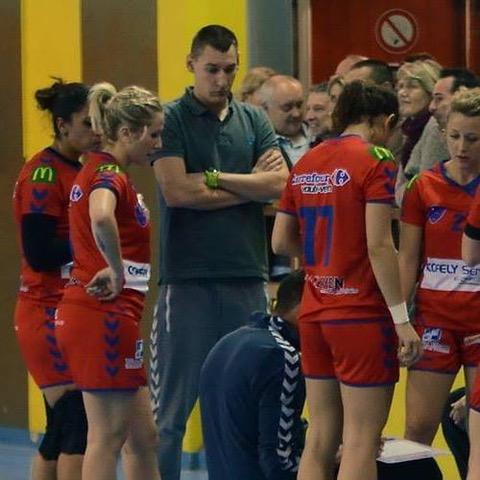A la rencontre de… Édouard Jouty, préparateur physique du Valence Handball