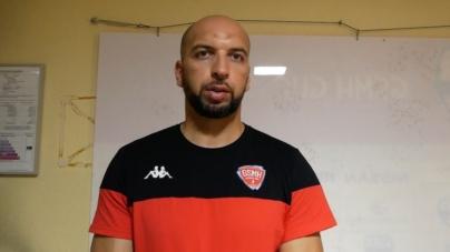 Aziz Benkahla (GSMH38): «De bon augure pour la suite»