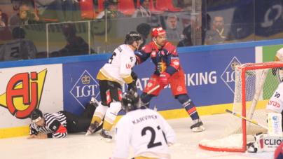 «3 erreurs qui changent le match» : les réactions après Brûleurs de Loups – Karpat