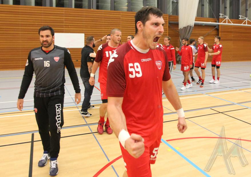 #HandballN1M – Le GSMH38 débute par une victoire