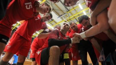 #HandballN1M : GSMH38 – Frontignan en images