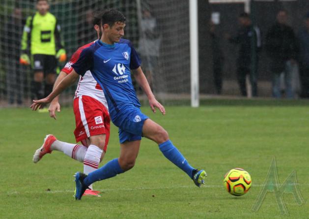 GF38 B – Bourg-Peronnas B : les temps forts du match