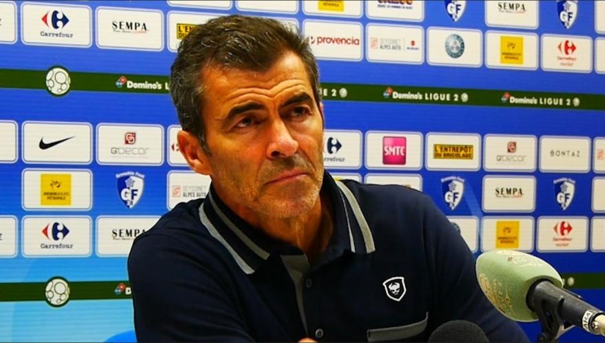 La réaction de Rui Almeida après GF38 – Caen (1-0)