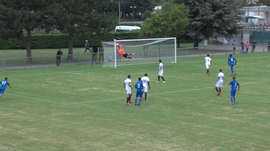 FC Echirolles – Limonest Saint-Didier B (0-1) : le résumé vidéo