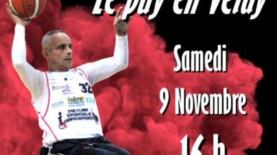 Toulouse trop fort pour le Meylan Grenoble Handibasket