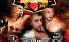 Jubilé d'Hussein BAYRAM – Gala de boxe « Le Retour des Champions »