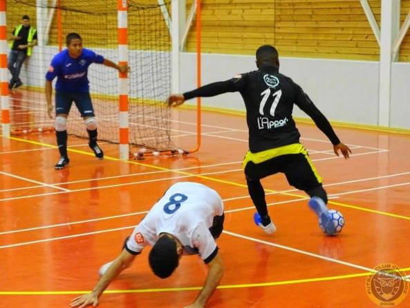 Une nouvelle formule pour la D2 Futsal